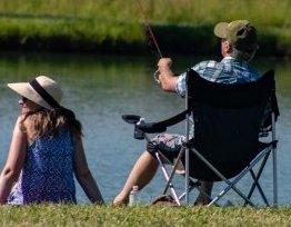 paid fishing