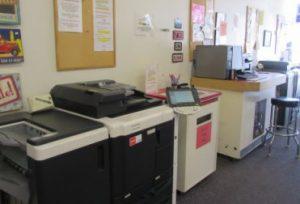 copy center as a business